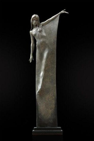 MJ Talbot, 'Seraphina (1/3 Life-size)', 2017