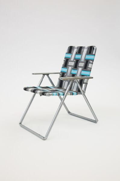 Samara Golden, 'Ribbon chair #3', 2019
