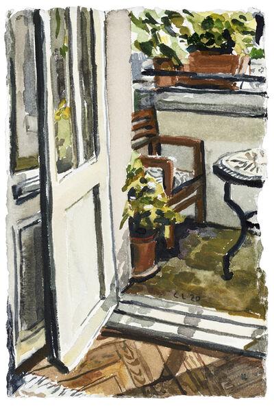 Christopher Lehmpfuhl, 'Balkon', 2020