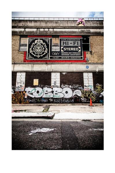 Jon Furlong, 'Hi Fi Mural', 2015