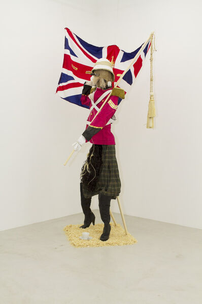 Andrew Gilbert, 'Idol of the Black Watch Regiment - 1899 - South Africa', 2013