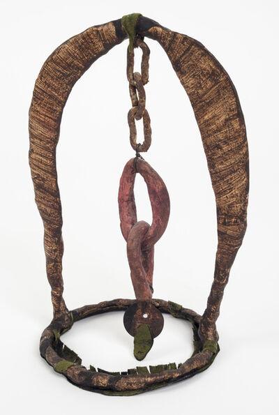 Elisa Lendvay, 'Anchoring ( Rust Chain Crown'