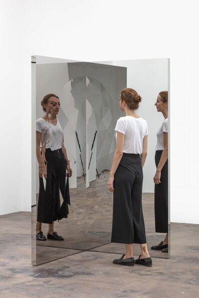 Jeppe Hein, 'Fragmented Circle', 2018