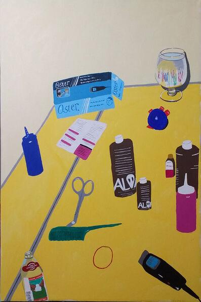 Terri Lloyd, 'Punky, Punky Haircut Party', 2020