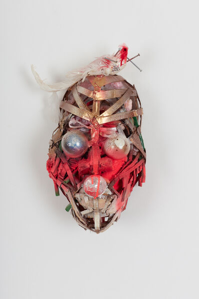 Lavar Munroe, 'Small Solider War Mask : War General', 2018