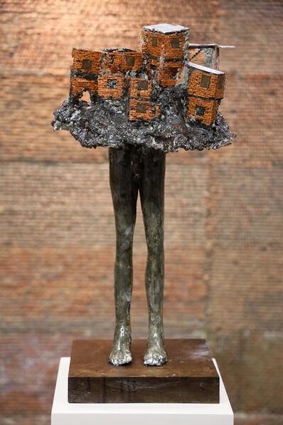 Cesar Cornejo, 'Cristos del Alma 3', 2020