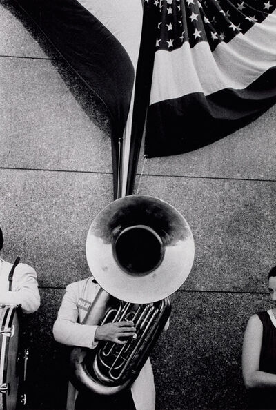 Robert Frank, 'Chicago-Political Rally', 1956