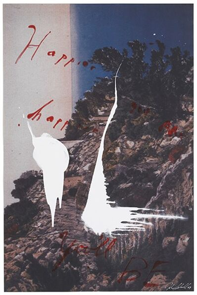Julian Schnabel, 'HAPPIER YOU ARE… HAPPIER YOU'LL BE', 2009