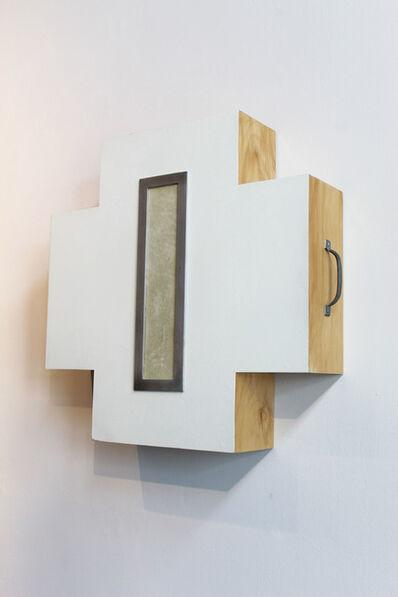 Constance Lowe, 'White Crossbox', 1998