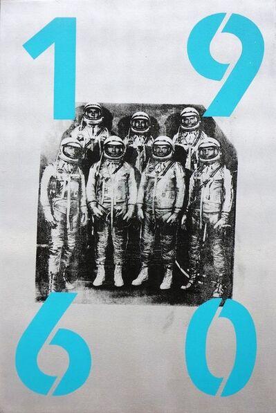 Andrew Owen A01, '1960 - GEMINI ASTRONAUTS', 2020