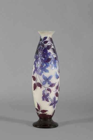 Emile Gallé, 'Vase', ca. 1900