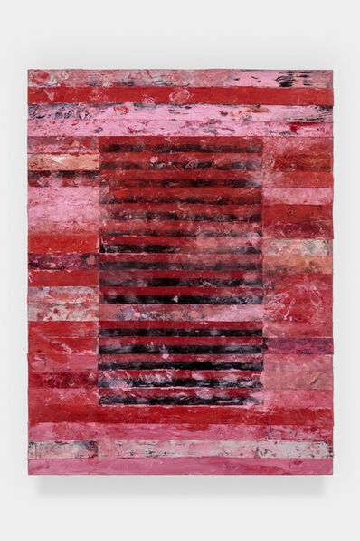 Tim Youd, 'Typewriter Ribbon Painting', 2020