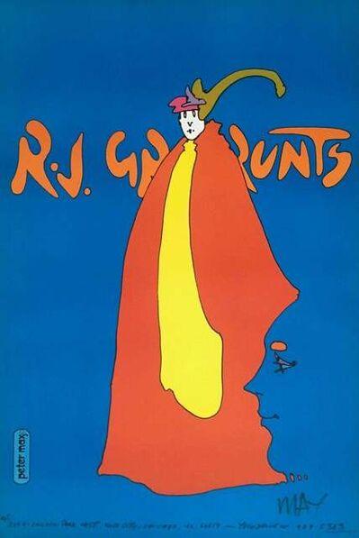 Peter Max, 'R.J. Grunts', 1969