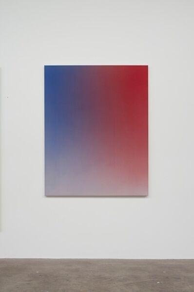 Oliver Marsden, 'Fade VI (Ultra Cobalt Blue Red)', 2014