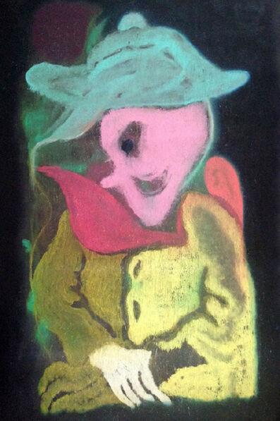 Rhys Lee, 'Apple hat 2', 2017