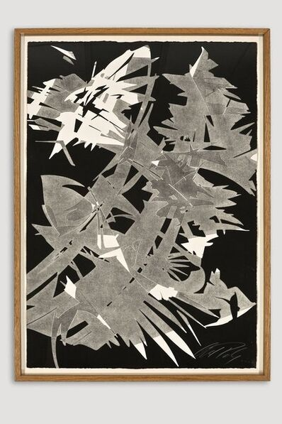 Albert Paley, 'San José Series #9 Monoprint', 1999