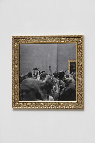 Hongshik Kim, 'Flaneur in Museum Louvre', 2016-2017