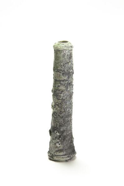 Yui Tsujimura, 'Natural ash glazed hanging vase ', 2018