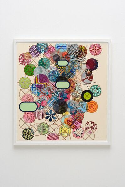 Jacob Hashimoto, 'Untitled (Universe)', 2017
