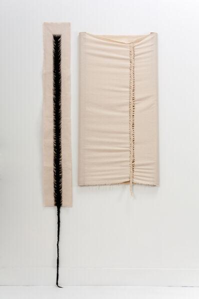 Sonya Clark, 'French Braid and Cornrow', 2013