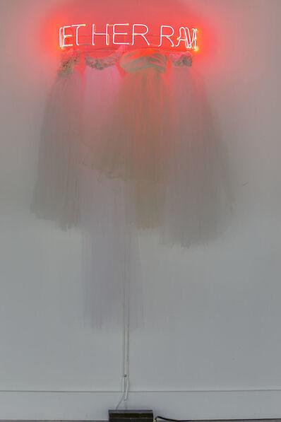 Zoë Buckman, 'Let Her Rave ', 2017