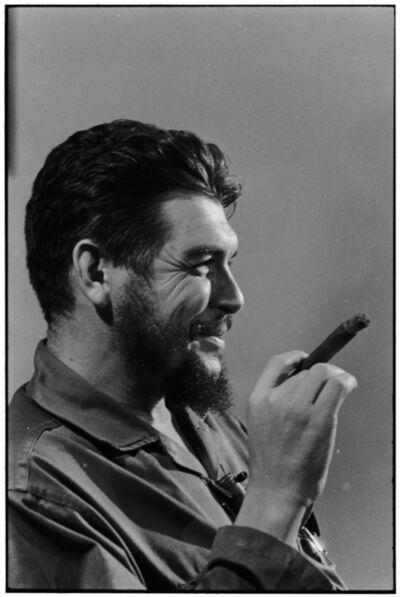 Elliott Erwitt, 'Che Guevara, Havana, Cuba', 1964