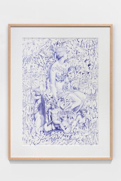 PichiAvo, 'Untitled Sketch', 2019