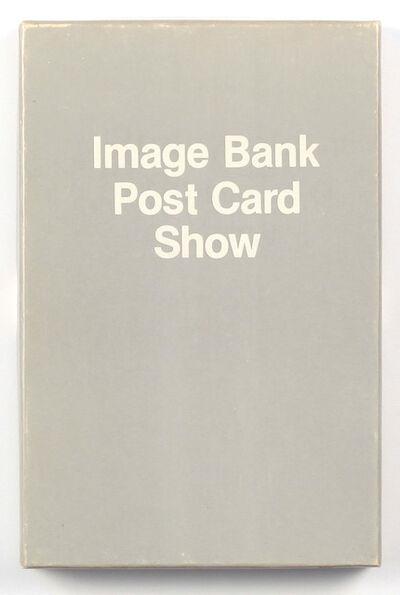 Gordon Matta-Clark, 'Image Bank Postcard Show', 1977