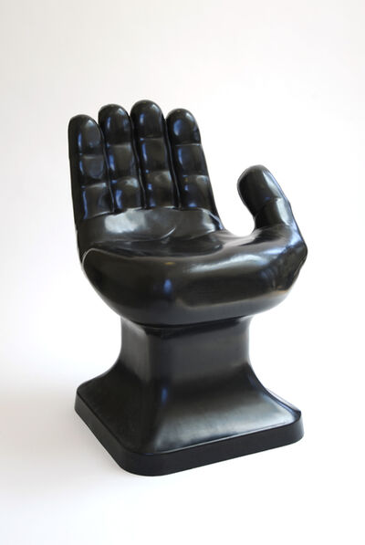 Unknown Designer, 'Hand Chair (after Pedro Friedeberg)', ca. 1960
