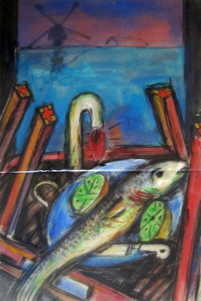 Victor Mira, 'Naturaleza muerta española', 1986