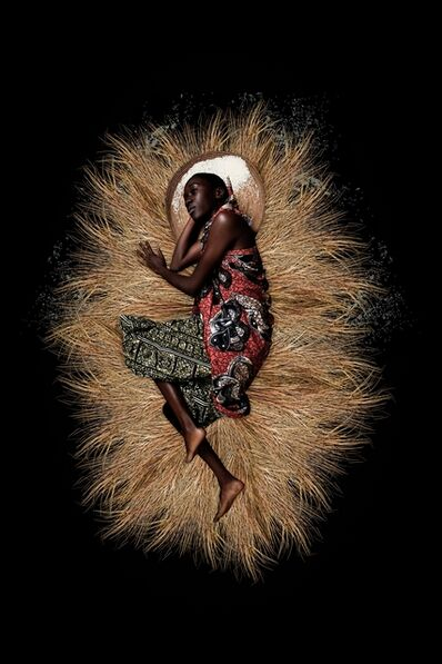 Omar Victor Diop, 'Aline Sitoe Diatta , 1944', 2017