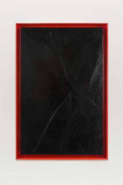 John Knuth, 'Black Landscape Morph', 2020