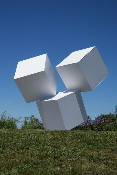 Marc Plamondon, 'Chute Des Cubes', 2016