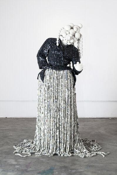 Maurice Mbikayi, 'Princesse Mathilde Kinoise', 2018