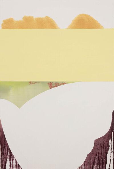 Sarah Hinckley, 'Yellow Moon 2', 2020