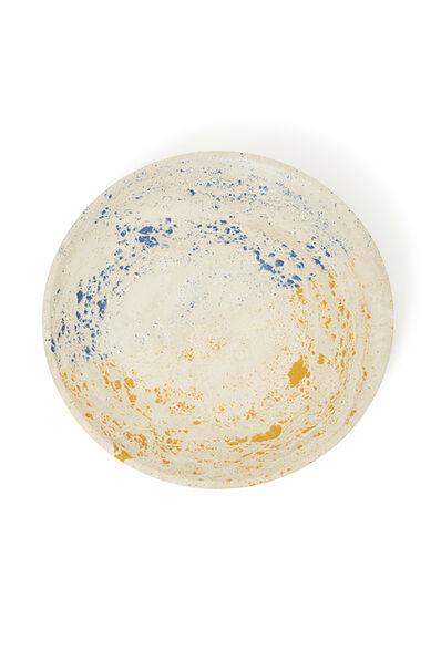 Kueng Caputo, 'Half Way to Universe Travertine Bowl', 2016