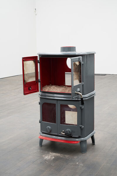 Lucy Skaer, 'Red Stove', 2019