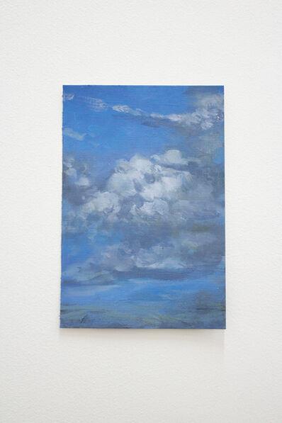 Victor Julio González, 'Nubes I', 2016