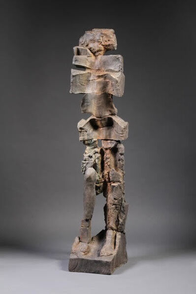 Stephen De Staebler, 'Thorax Figure', 2010