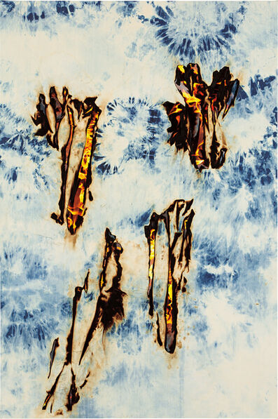 Korakrit Arunanondchai, 'Untitled History Painting (Time Piece A)', 2013