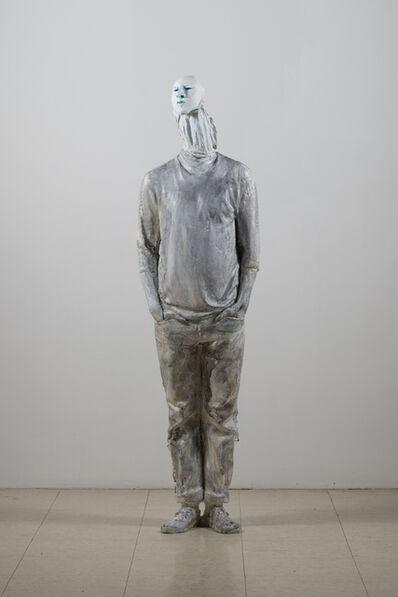 Jean-Robert Drouillard, 'Mon mammifère préféré (petite tête de 2004)', 2017-2018