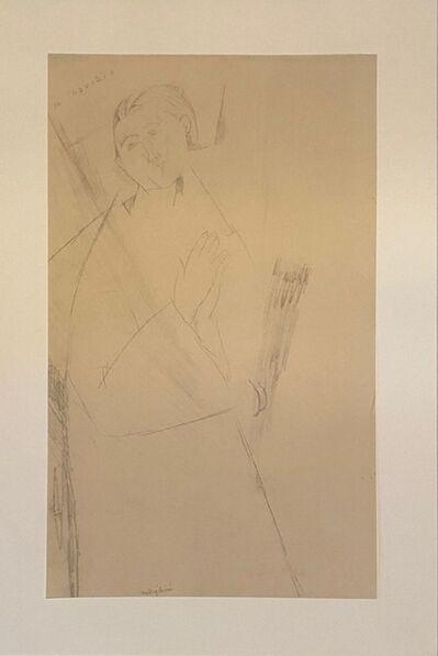 Amedeo Modigliani, 'Le séminariste', 1959