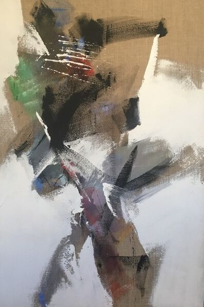 Jean Miotte, 'Sans Titre ', 1990