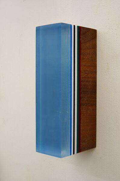 Harald Schmitz-Schmelzer, 'Utile, hellblau', 2018