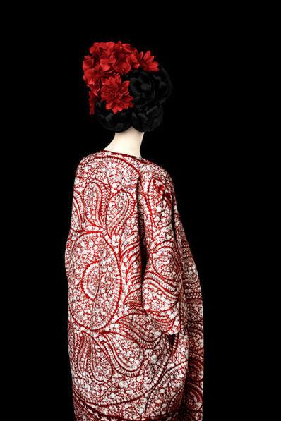 Erik Madigan Heck, 'Without a Face (Red)', 2013