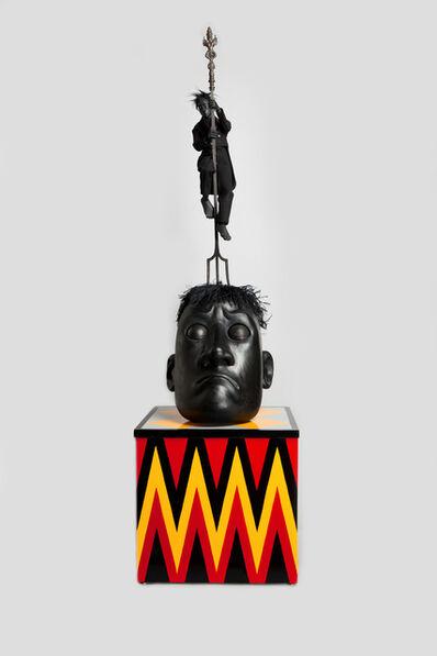 Pat Keck, 'Aching Head', 2018