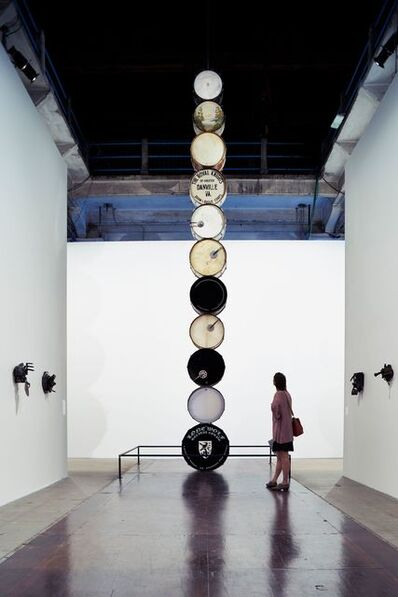 Terry Adkins, 'Muffled Drums (Installation view)', 2003
