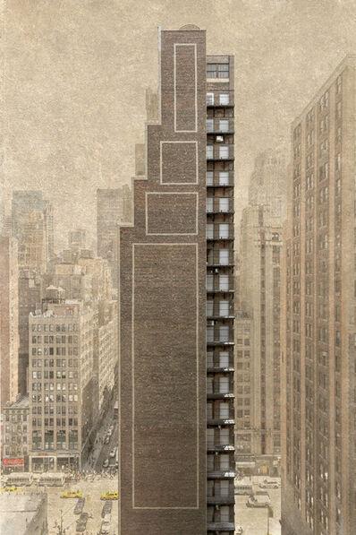 Marc Yankus, 'Stairs Building', 2013