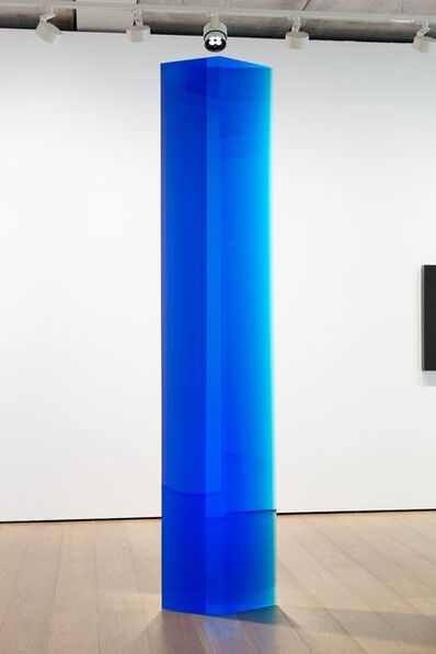 De Wain Valentine, 'Column Blue', 1975-2015