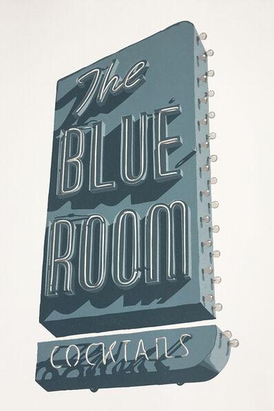 Dave Lefner, 'Blue Room', 2019